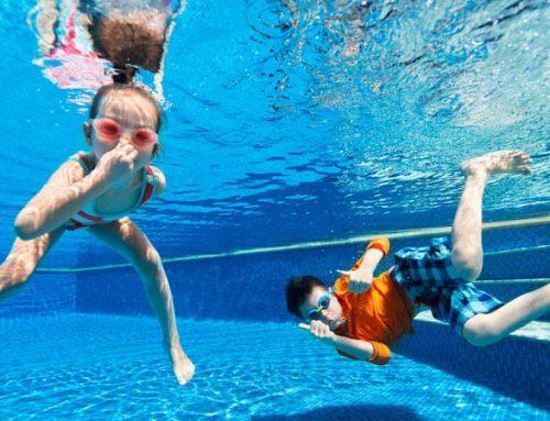 Játéklehetőségek a medencében