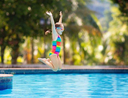 A saját medence előnyei és hátrányai