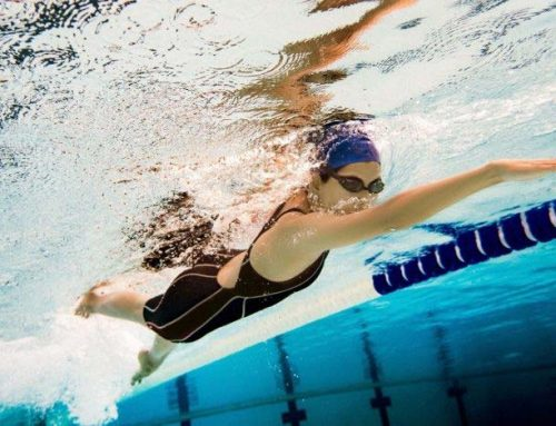 Az úszásnak pszichológiai előnyei is vannak